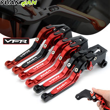 купить Motorcycle accessories handle CNC Brake Clutch Levers For Honda VFR 750 VFR750 1991-1997 VFR 800 F VFR800 F 2002-2015 2016 2017 по цене 2114.81 рублей