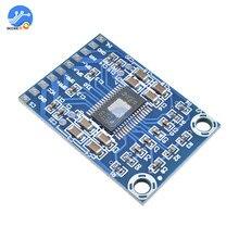 XH M562 TPA3116D2オーディオアンプボードdc 12 24v 2 × 50ワットクラスdステレオアンプのサウンドボードパワーアンプ