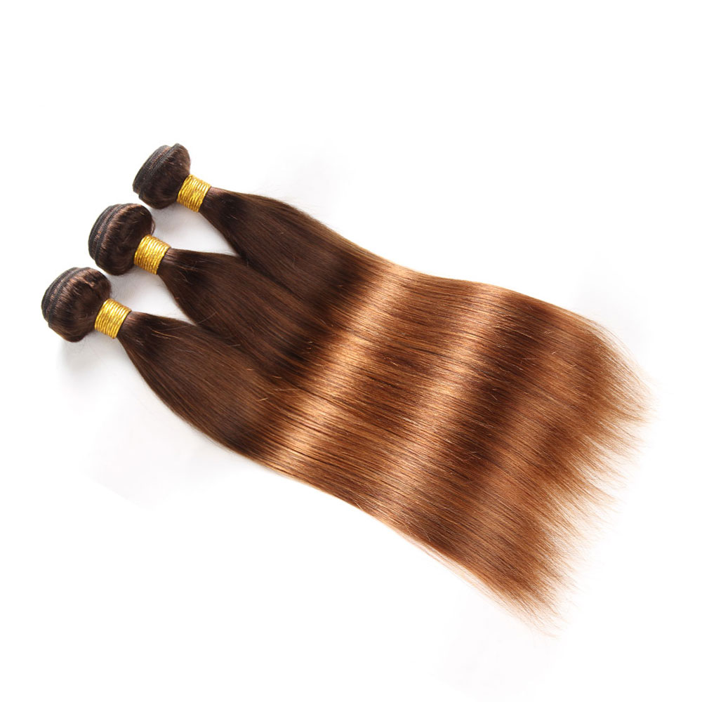Diy Ombre Human Hair Bundles 430 Ombre Clip In Hair Extensions 1
