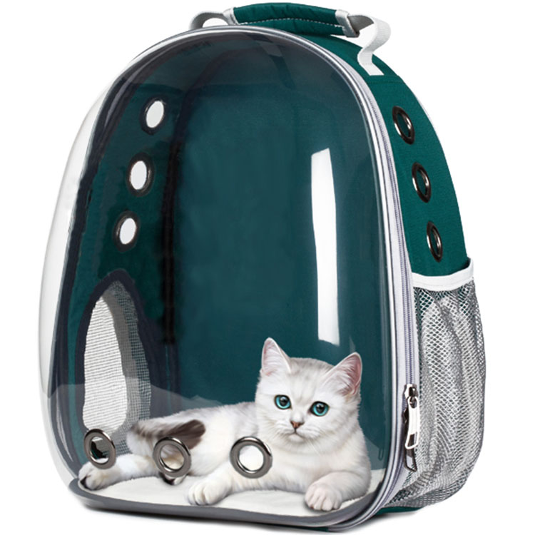 High Quality Transparent Bubble Recycled Outdoor Travel Space Capsule Astronaut Breathable Dog Cat Pet Carrier Backpack|Dog Carriers|   - AliExpress