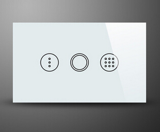 ФОТО hot sell white touch delay switch with automatic timer switch and light timer switch/time delay switch
