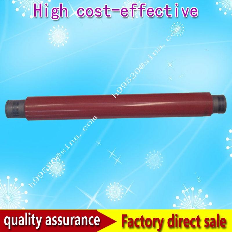 Upper Fuser Roller Heat Roller for HP CP6015 CM6030 MC6040 6015 6030 6040 pressure upper fuser heat roller use for lexmark c770 c780 c782 770 780 782 upper fuser roller