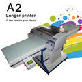 New Sublimation A2 Longer Printer Large Printing Size High Quality Precision Fabric Printer