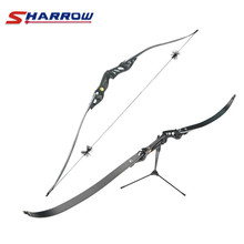 High Strength RF3 Universal 60 Inch 20/25/30/35/40/45/50/55 lbs Black American Hunting Recurve Bow For Hunting Shooting Archery