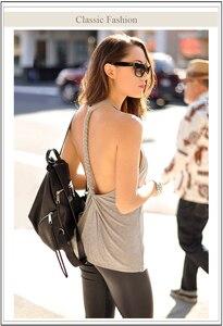 Image 5 - AVRO mochila informal de MODA para mujer, bolso de hombro de piel auténtica de gran capacidad para adolescentes, mochilas de viaje escolares