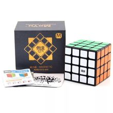 MoYu AoSu GTS Magnetic 62mm 4x4x4 black M Speed Magic Cube Puzzle Educational Special Toys Moyu Aosu 4x4