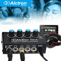 Alctron HA4 NEW Professional Monitoring Headphone Amplifier Compact 4 Channel Headphone Amp