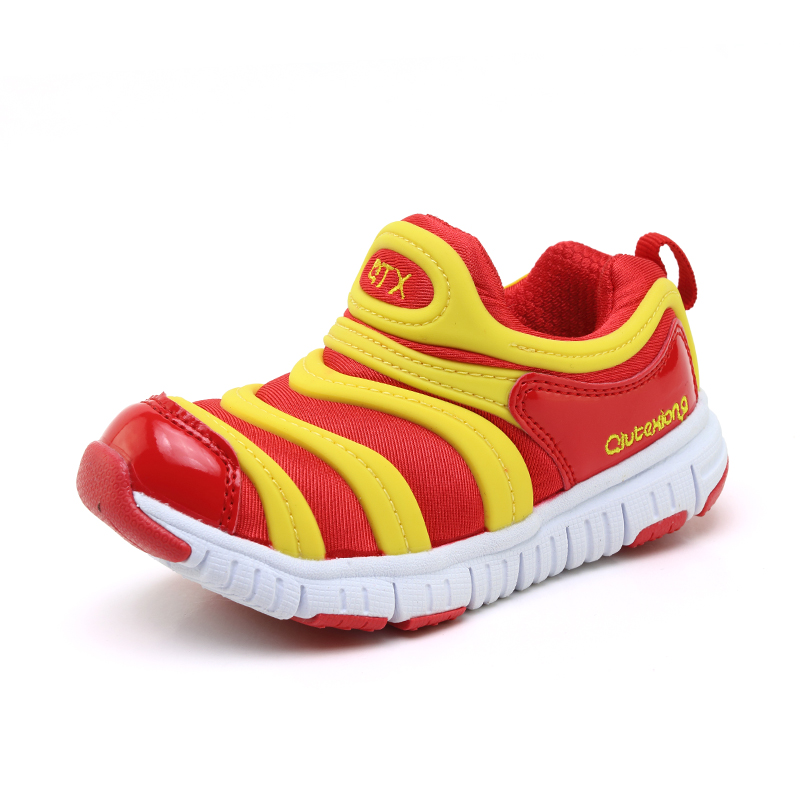 Autumn new Fashion Comfortable Children Boys Girls Shoes Kids Sport Breathable High Quality Caterpillar Lazy Shoes Convenient new design kids shoes children sport shoes kids sneakers spring autumn boys shoes fashion boys girls casual shoes sapatos infant