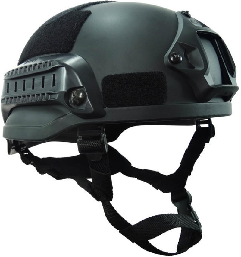 MICH2002 Army Military Airsoft Paintball Gear CS Tactical Helmet Cover Casco Hunting Paintball Mens Helmet