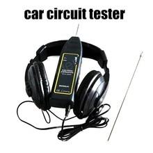 Automotive Noise Finder Electronic Stethoscope Machine Engine Diagnose 100Hz 10kHz Car Truck Automotive Noise Sensor