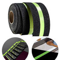 Adhesive Anti Slip Luminous Tape glow in the dark tape Semi-luminous anti-slip frosted tape