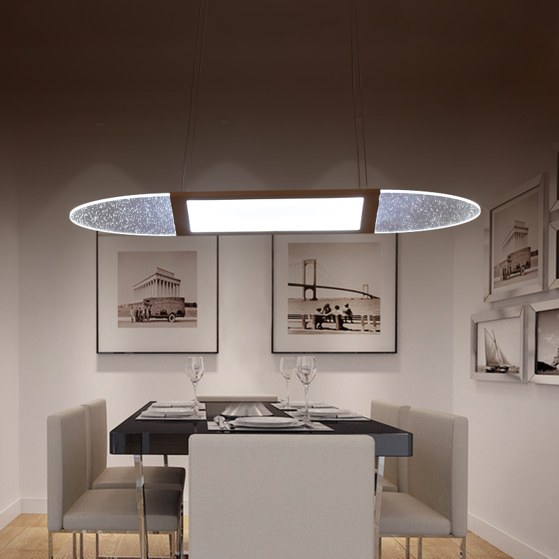 Modern led Pendant Light for Kitchen Dining Room White Pendant Lamp for Coffee House Bedroom Suspension Hanging lamparas