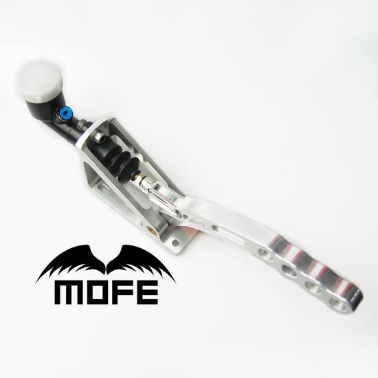 Mofe corrida Universal prata freio freio de mão deriva hidráulico Handbrake com óleo tanque reservatório