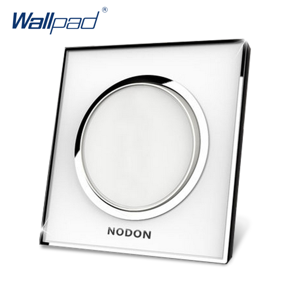 1 Gang 1 Way Switch Free Shipping Hot Sale China Manufacturer Wallpad Push Button Luxury Arylic Mirror Panel Wall Light Switch double computer socket free shipping hot sale china manufacturer wallpad push button luxury arylic mirror panel wall