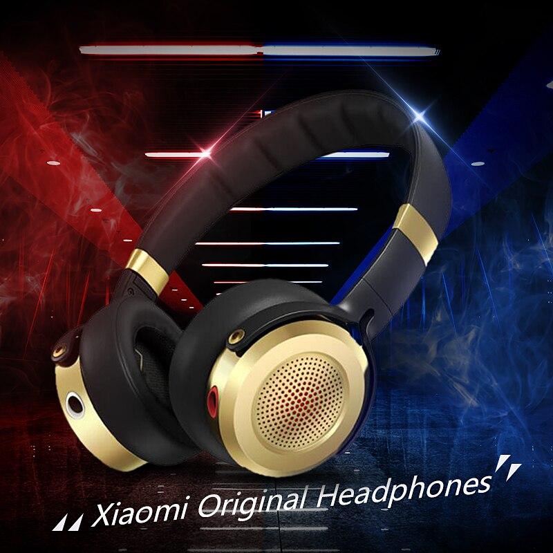 Écouteurs d'origine Xiaomi sur l'oreille casque de jeu suppression du bruit écouteurs de Sport-2nd génération fone de ouvido