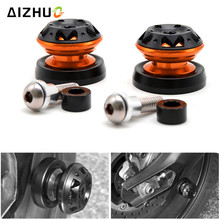 Motorcycle Swingarm Slider Spool Stand Screw 6mm 8mm 10mm FOR KTM ADVENTURE 1050 RC125 125 Duke RC8 SupeR AdventuRe 1290