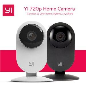 Image 1 - 2 pcs 이순신 720 p 홈 카메라 hd 비디오 모니터 ip 무선 네트워크 감시 보안 카메라 나이트 비전 모션 감지 cctv