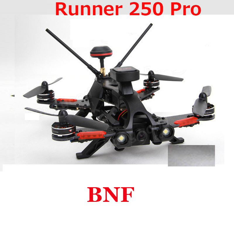 (In stock) Original Walkera Runner 250 PRO BNF (Without transmiter) GPS Racer quadcopter drone with 800TVL Or 1080P Camera walkera runner 250 advance bnf without transmitter gps rc drone quadcopter with battery osd 800tvl camera backpack