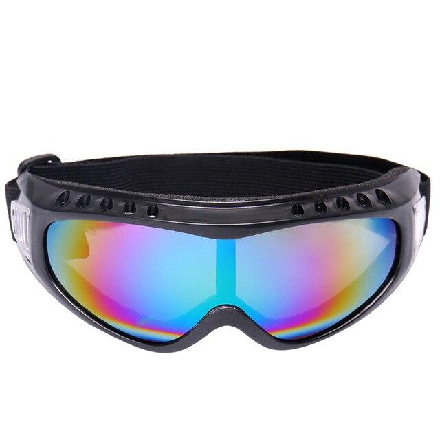 على الجليد تزلج نظارات والعتاد التزلج الرياضة الكبار نظارات مكافحة الضباب UV عدسة مزدوجة دراجة هوائية جبلية دراجة الجبلية نظارات TR90 إطار الدراجة