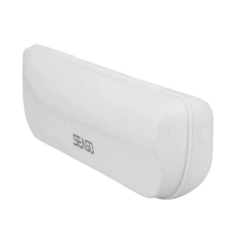 جديد فرشاة الأسنان الكهربائية المحمولة صندوق سفر مكافحة الغبار حقيبة للتخزين Seago فرشاة أسنان كهربائية رؤساء غطاء SG-507 رحلة في الهواء الطلق