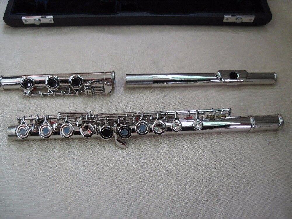 B pé open17 buraco kit flauta chave