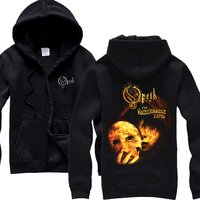 Opeth The Roundhouse Tapes Scandanavian Death Metal Top Hoodie