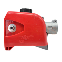 26mm 7T Long Reach Chainsaw Pole Chain Saw Pruner Brush Cutter Hedge Trimmer Gear Case Fuel