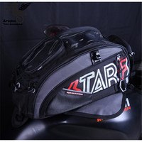 big size waterproof part black magnet motocross helmet bags motorbike luggage pit bike pouch moto saddlebag motorcycle tank bag