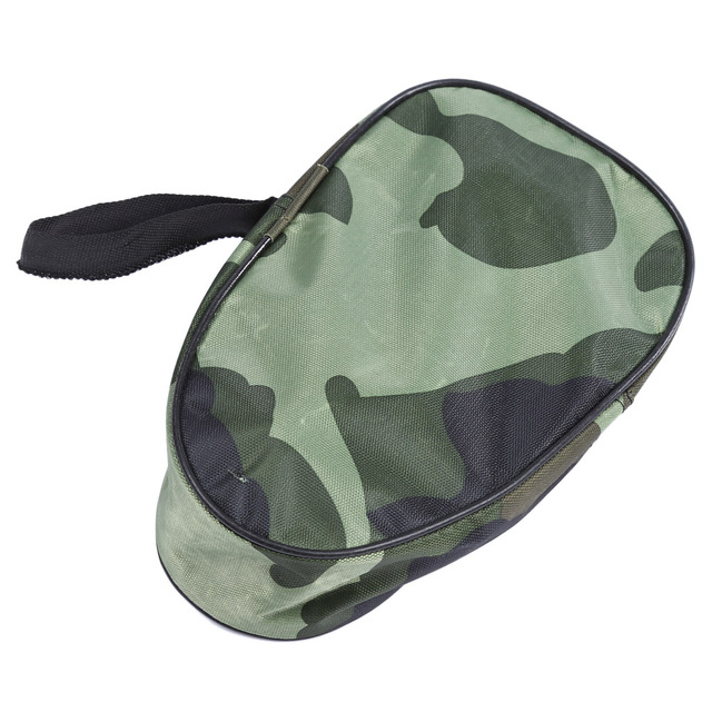 Spade Shovel with Carrying Pouch For Garden Working Portable Folding Multi-function Military Portable Trowel Diddle
