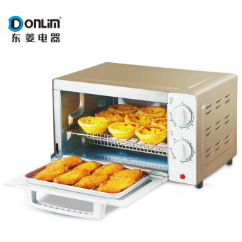 DL-K10 Gold Home Mini Electric Oven 10L Two Colors Optional Baking Tools Kitchen Microwave Oven microwave oven parts used quality computer control board egxcca4 01 k egxcca4 06 k emxccbe 06 k