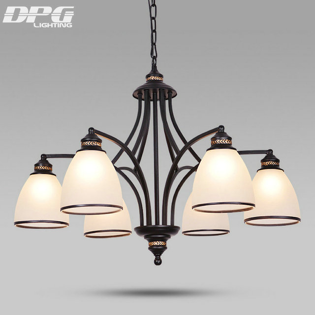 Art deco modern iron glass shade chandeliers fixtures e27 110v art deco modern iron glass shade chandeliers fixtures e27 110v 220v cottage chandeliers for dining room mozeypictures Choice Image