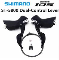 SHIMANO 105 ST 5800 R7000 Dual Control Lever 2x11 Speed 105 5800 Derailleur Road Bicycle R7000 Shifter 22s