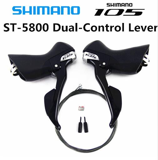 MICRONEW Road Bike 2X7 Speed Shifter Dual Control Brake Levers FOR Shimano New