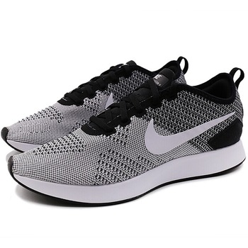 6e27398fb Original New Arrival NIKE DUALTONE RACER FLYKNIT Men's Running Shoes  Sneakers. Feature Breathable also. Gender Men with Outsole Material Rubber,  ...