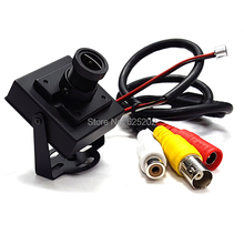 Mini Security Camera for Car/Taxi/Vehicle with Microphone & 2.8mm HD Lens