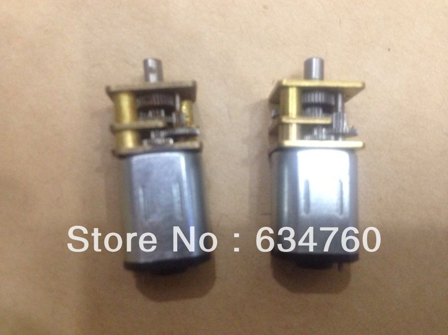 Physical store sales spot supply mini DC 4.5V 12GAN20 gear motor ...