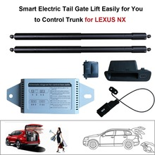 Smart Auto Electric Tail Gate Lift for LEXUS NX Control Set Height Avoid Pinch
