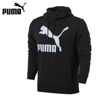 Original New Arrival 2017 PUMA Logo Men S Pullover Jerseys Sportswear