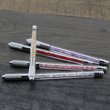 Liner Microblading Pen Kit Caneta Tebori Perfect Wires Microblading Classic Manual Eyebrow Tattoo Gun