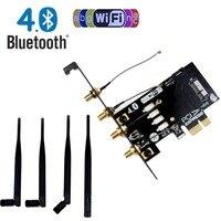 Laptop Drahtlose Netzwerkkarte adapter PCI express zu 3G bluetooth 4,0 WIFI BCM94360CD/BCM94331CD modul für macbook Pro/Air