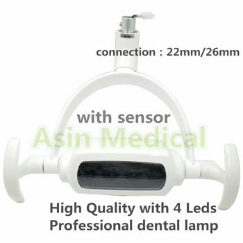 High quality Dental 4pcs LED Oral Light LED Induction Lamp For Dental Unit Chair  Deasin