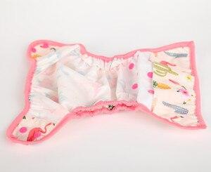 Image 3 - [Sigzagor] couches de couches en tissu, taille unique, réglable, imperméable à Double gousset, OS de 4kg à 13kg,40 modèles