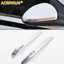 Rearview Mirror Protective trim Cover Car Accessories For Chevrolet Cruze hatchback sedan 2009 2010 2011 2012 2013