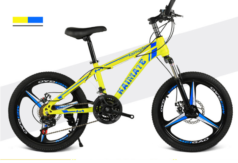 HTB1.oErL6DpK1RjSZFrq6y78VXac Children's bicycle 20inch 21 speed kids bike Children's variable speed mountain bike Two-disc brake bike various styles bicycle