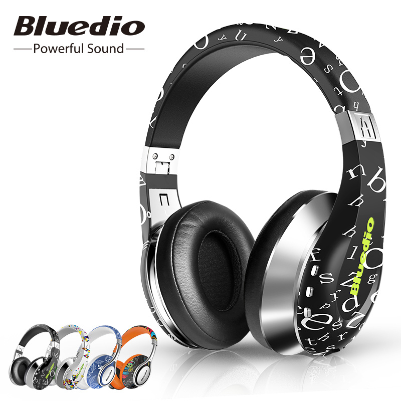 Bluedio Air series A/A2 Bluetooth Headphones/Headset Fashionable Wireless Headphones for phones and music-in Phone Earphones & Headphones from Consumer Electronics on AliExpress