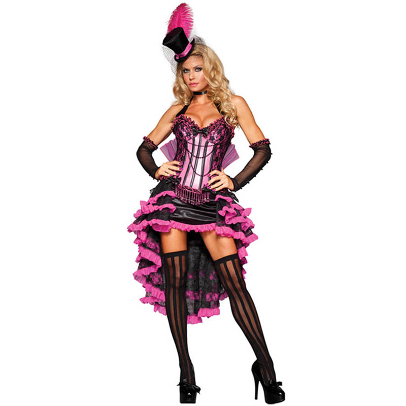 2016 Sexy Red Women Christmas Cosplay Costume Sexy Ladies Dress of Christmas Carnival Sexy Women Christmas party dress