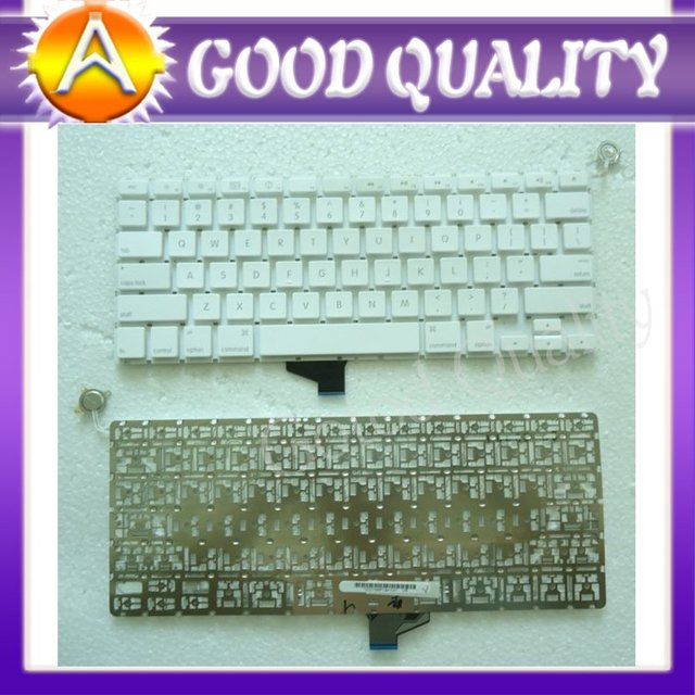 New US Keyboard For apple MacBook Unibody A1342 MC516LL/A MC207 2010 ,Free Shipping