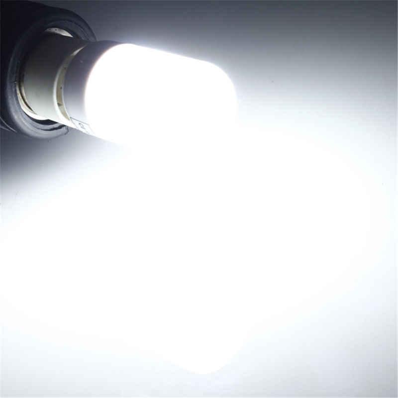 27 Светодиодная лампа E27 3.5 Вт 5730 SMD с матовое покрытие чистый белый прожектор люстра кукурузы лампа трубка освещение 24 В/110 В