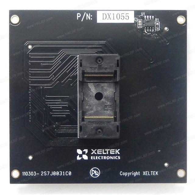 100% מקורי חדש DX1055 TSOP56 מתאם עבור XELTEK SuperPro 6000 6100N 7000 7100 5004EGP 5004GP