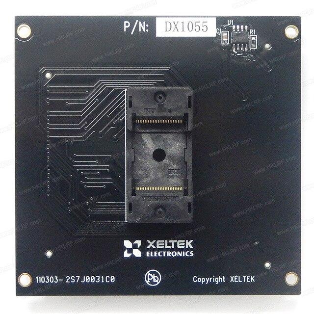 100% oryginalny nowy DX1055 TSOP56 Adapter do XELTEK SuperPro 6000 6100N 7000 7100 5004EGP 5004GP